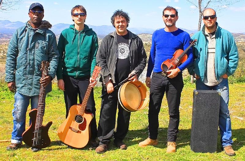 Conciertos de Verano 2019 – Rodríguez Celtic Band