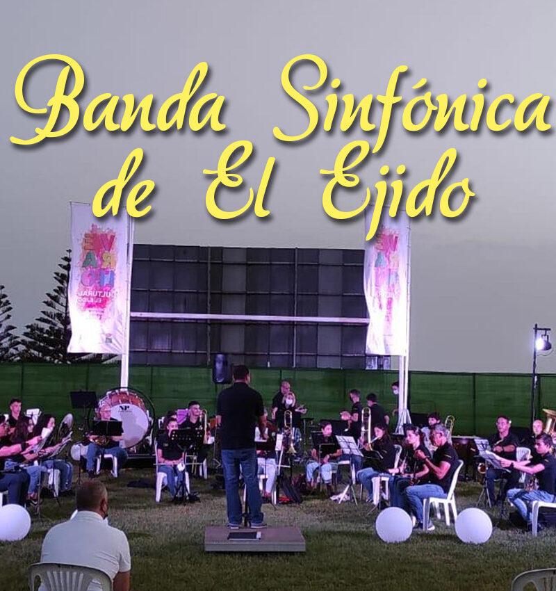 44 FTEE – «Gran fiesta del teatro de calle» – «Concierto» – Banda Sinfónica de El Ejido