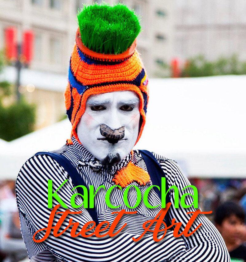 44 FTEE – «Gran fiesta del teatro de calle» – «Street Art» – Karcocha
