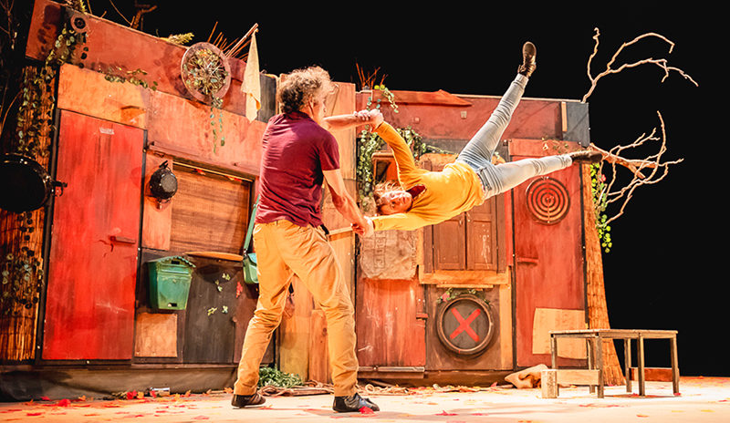 Teatro de Verano 2019 – Balerma – Cía. Vol'e Temps