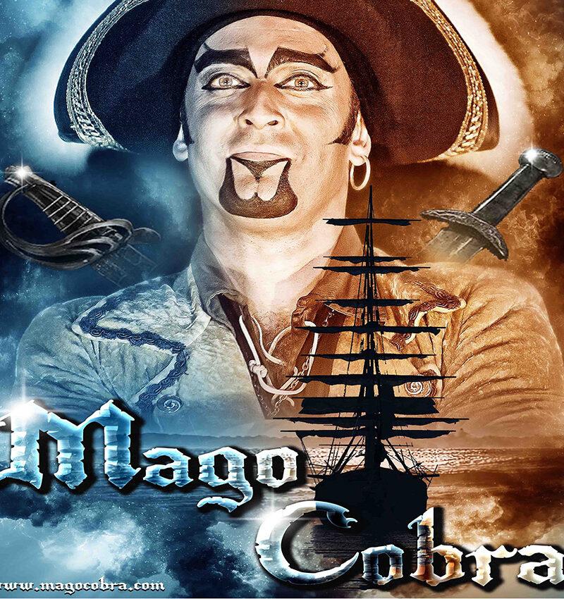 44 FTEE – Mago Cobra «Pirata»
