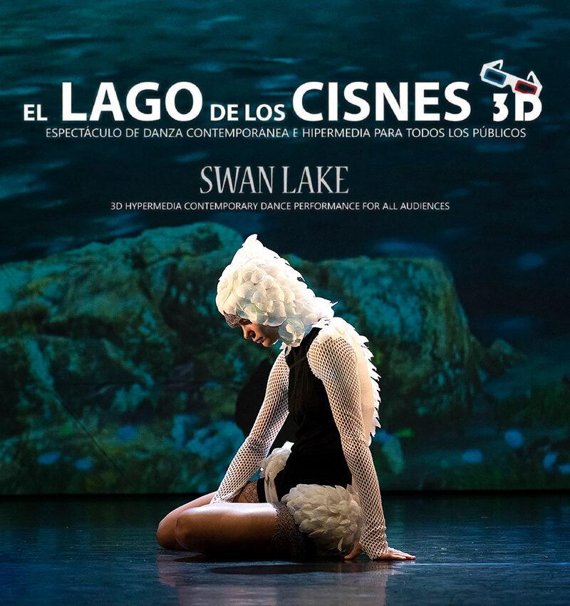44 FTEE – Larumbe Danza «El lago de los cisnes 3D»