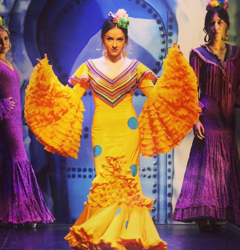 Desfile de moda flamenca Mariar – Viernes 9 de marzo, Auditorio 21 h