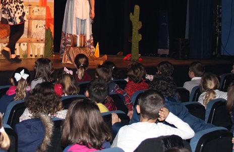 Teatro para centros educativos