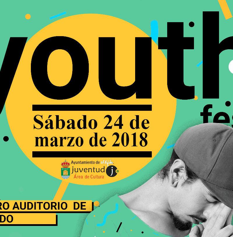 Fiesta primavera joven – Sábado 14 de marzo, Auditorio y exteriores