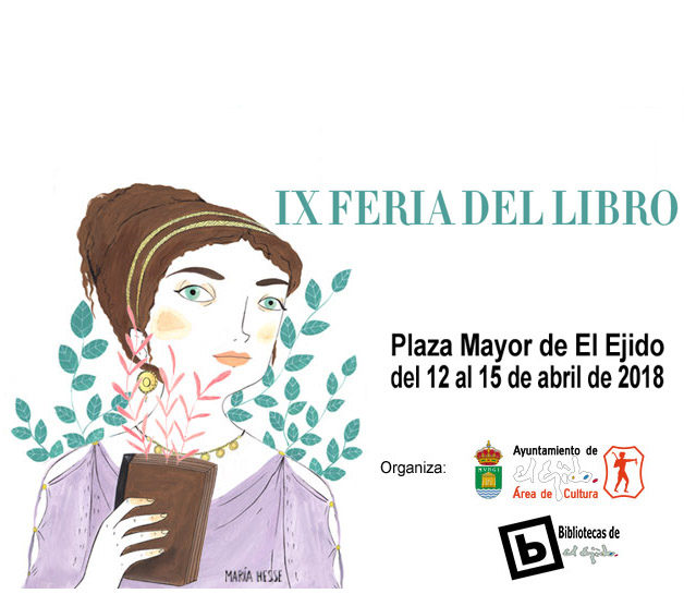 IX Feria del libro de El Ejido 2018