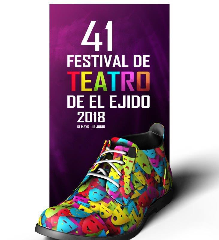 Patrocinio 41 Festival de Teatro de El Ejido y Feria de San Isidro – Festival Pirotecnia 2018