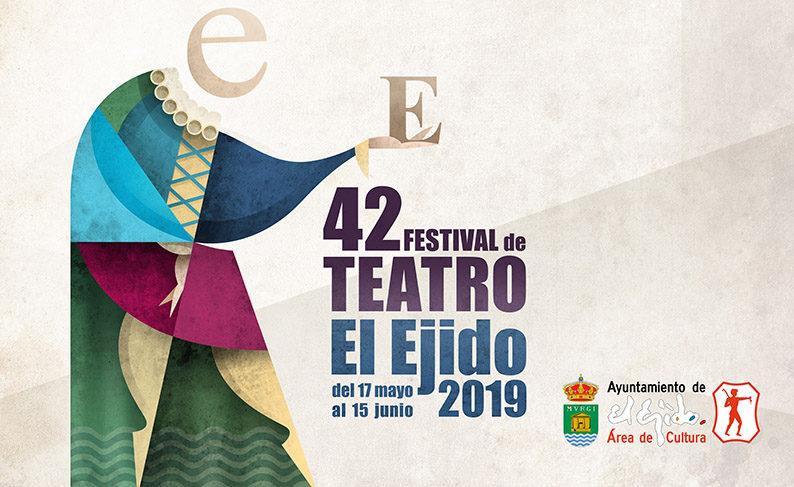 Vídeo de la programación del  42 Festival de Teatro de El Ejido 2019