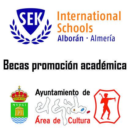 Becas promoción académica Colegio SEK-Alborán