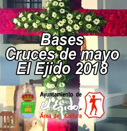 Bases del concurso de cruces de mayo de El Ejido 2018