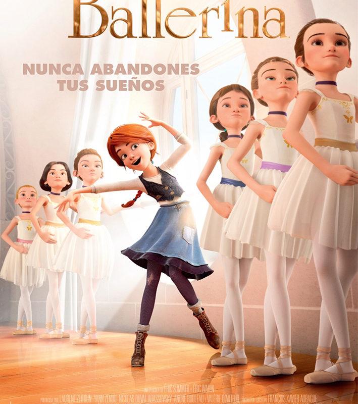 Cine de Verano – Almerimar – Ballerina