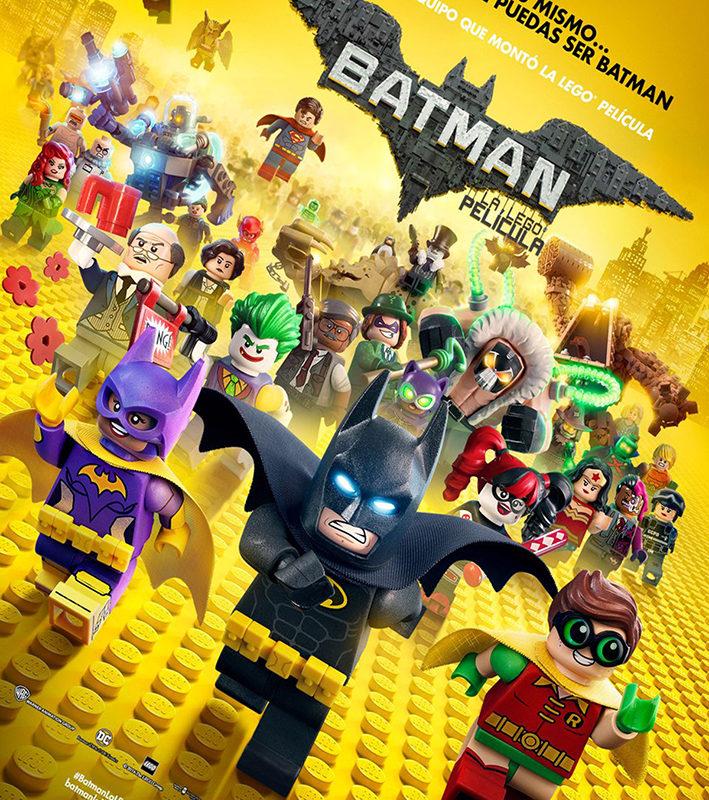 Cine de Verano – Almerimar – Batman la lego película