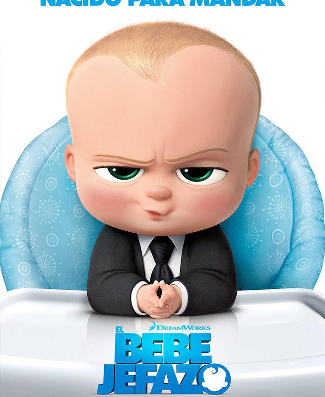 Cine de Verano – Almerimar – El bebe jefazo