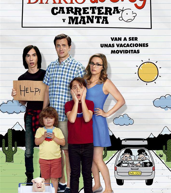 Cine de Verano – Almerimar – El diario de Greg