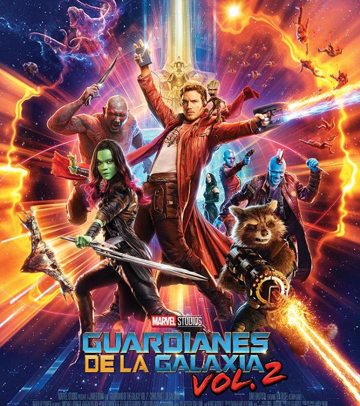 Cine de Verano – Balerma – Guardianes de la galaxia 2