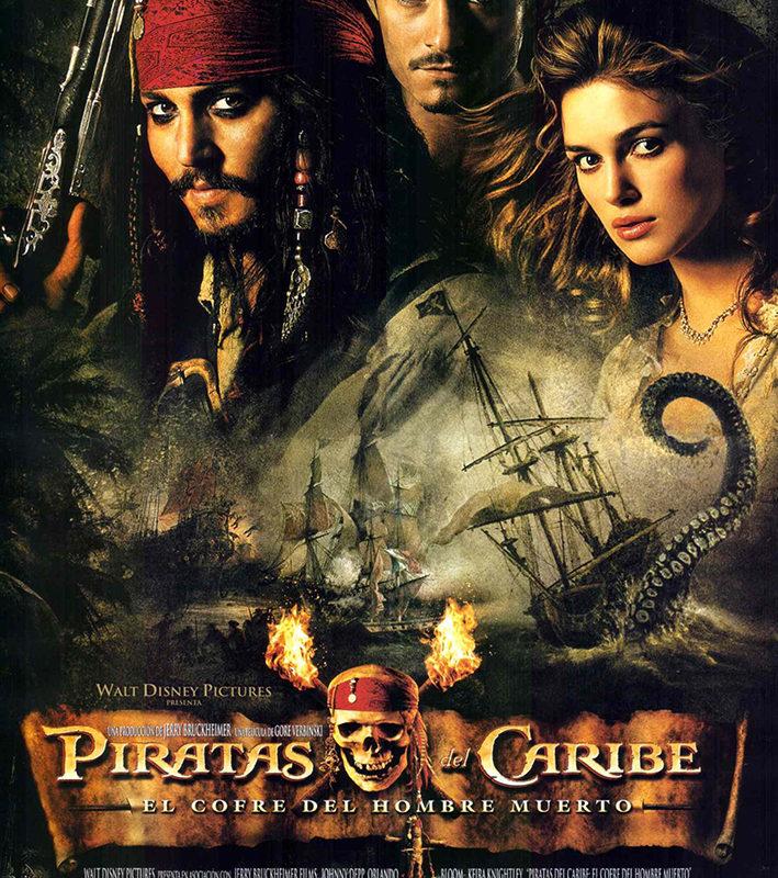 Cine de Verano – Almerimar – Piratas del Caribe