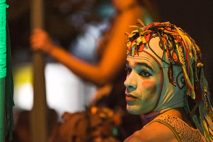 Teatro de verano – Alas Circo Teatro – Almerimar