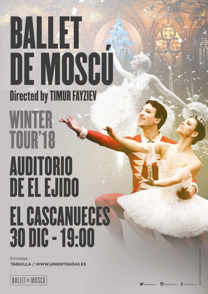 Otoño Cultural 18 – Ballet de Moscú