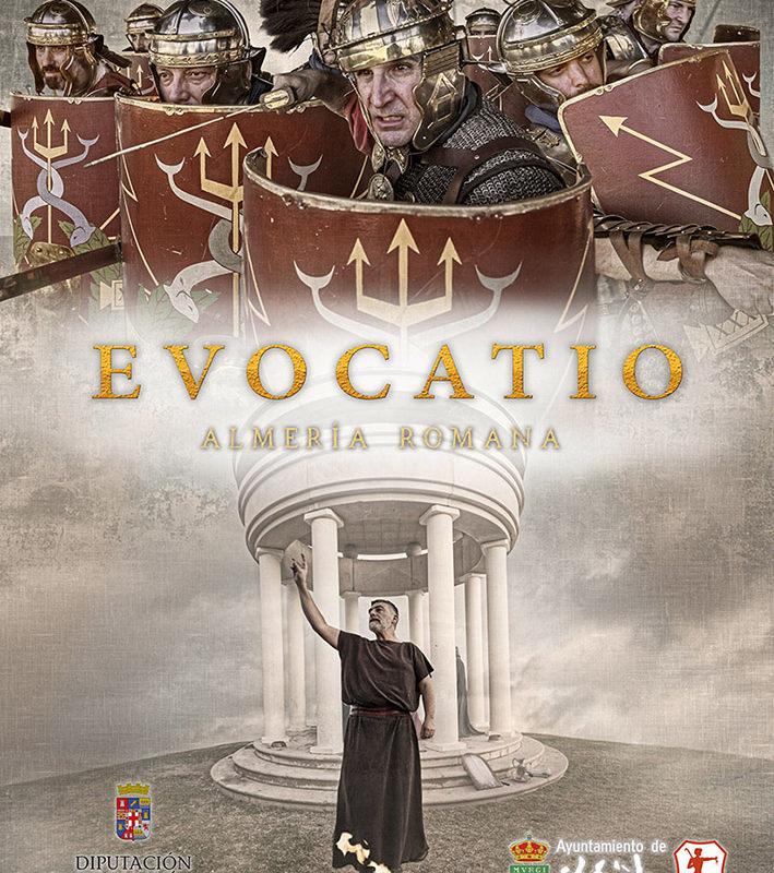Otoño Cultural 18 – Exposición: EVOCATIO Almería Romana