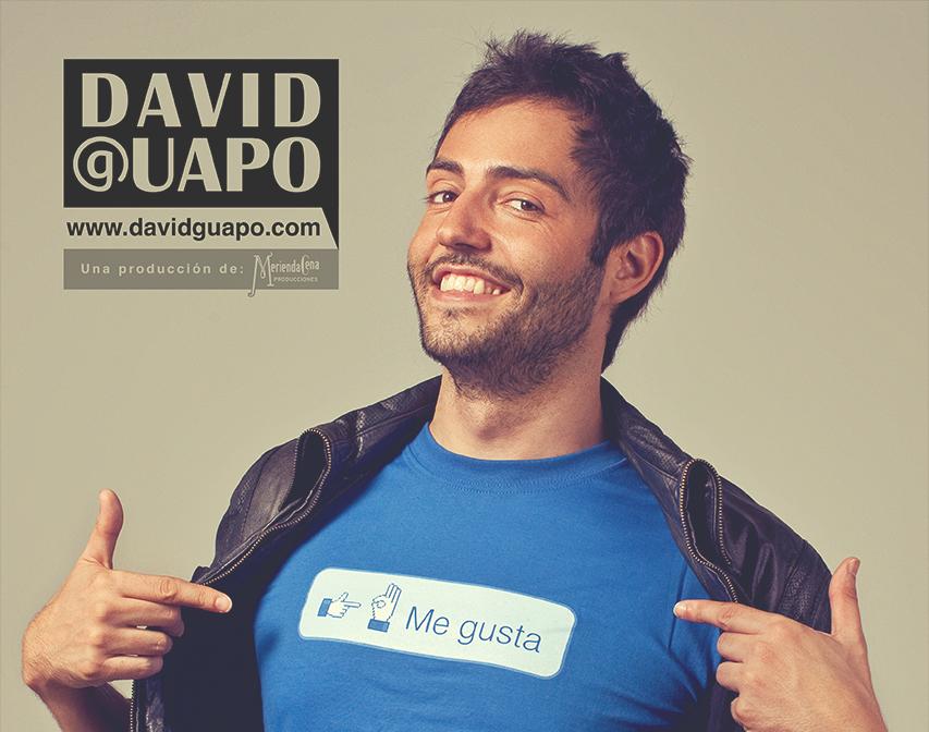 Otoño Cultural 18 – David Guapo