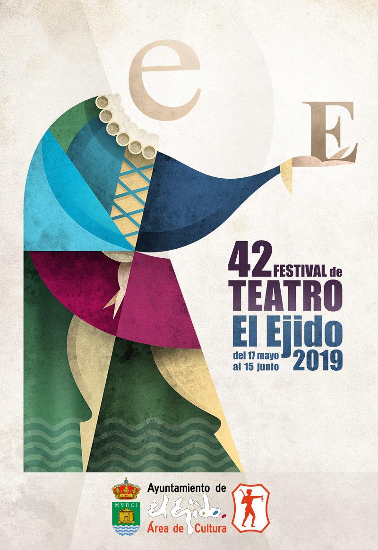 Patrocinio 42 Festival de Teatro de El Ejido y Feria de San Isidro – Festival Pirotecnia 2019