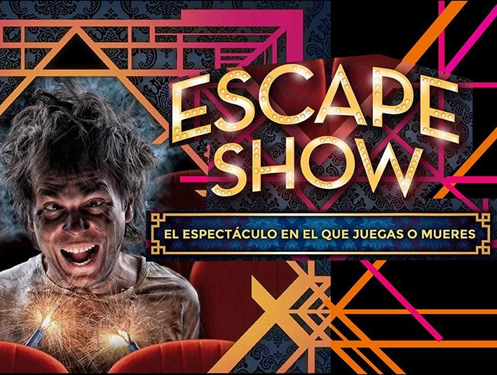 SUSPENDIDO Invierno primavera 19 – Escape Show