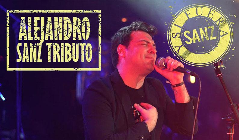 """Invierno primavera 19 – Tributo a Alejandro Sanz """"Y si fuera Sanz"""""""