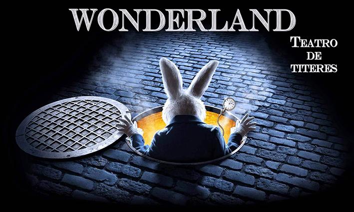 """Invierno primavera 19 – Teatro para centros educativos """"Wonderland"""""""