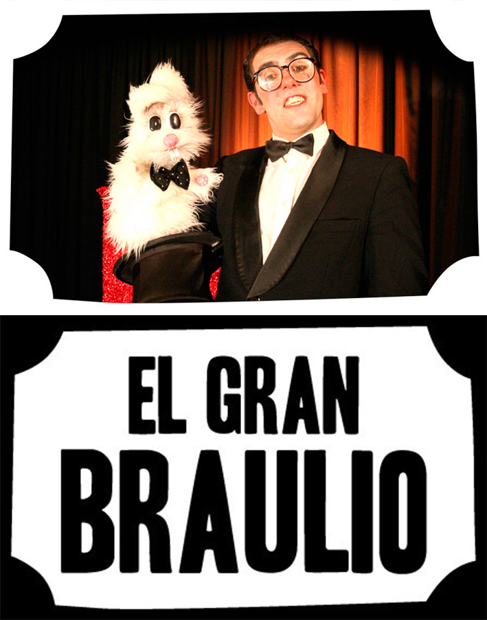 """FTE19 18/05/2019 Adrián Conde """"El gran Braulio"""""""
