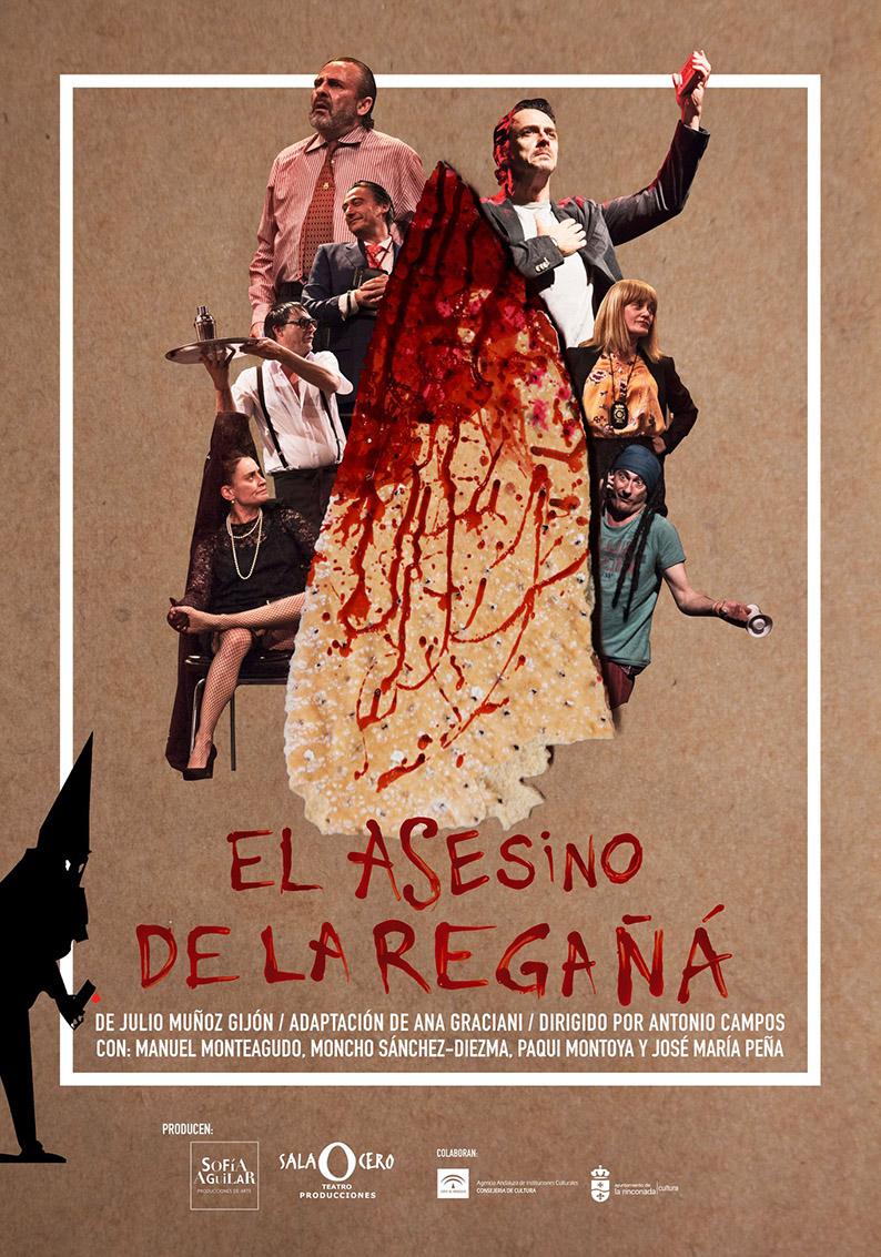 """FTE19 23/05/2019 Sofía Aguilar Prod. y Sala Cero """"El asesino de la regañá"""""""