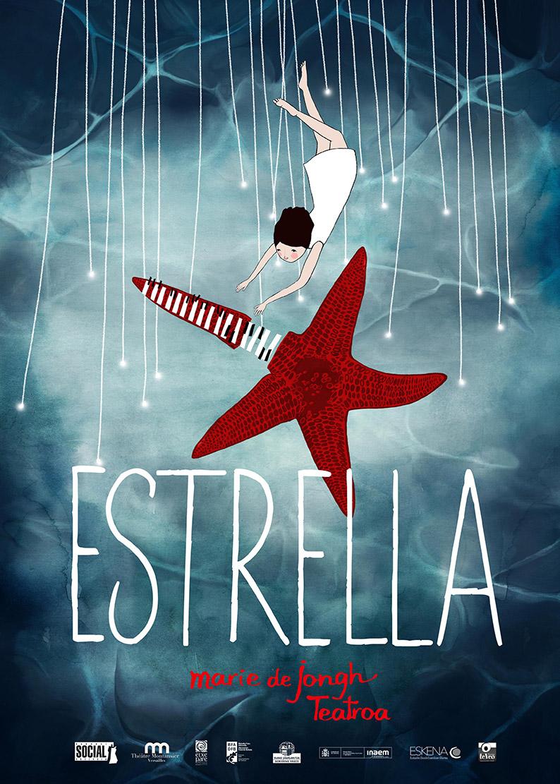 "FTE19 24/05/2019 ""Estrella"" de Marie de Jongh"