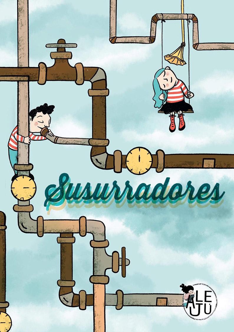 """FTE19 29, 30, 31/05 y 1/06/2019 Norbac Erfus Teatro """"Susurradores"""""""