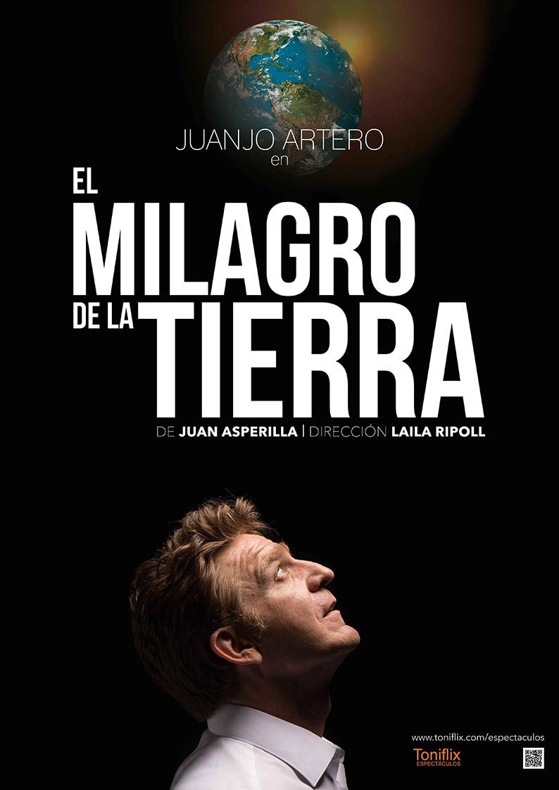 """FTE19 05/06/19 Juanjo Artero """"El milagro de la tierra"""""""