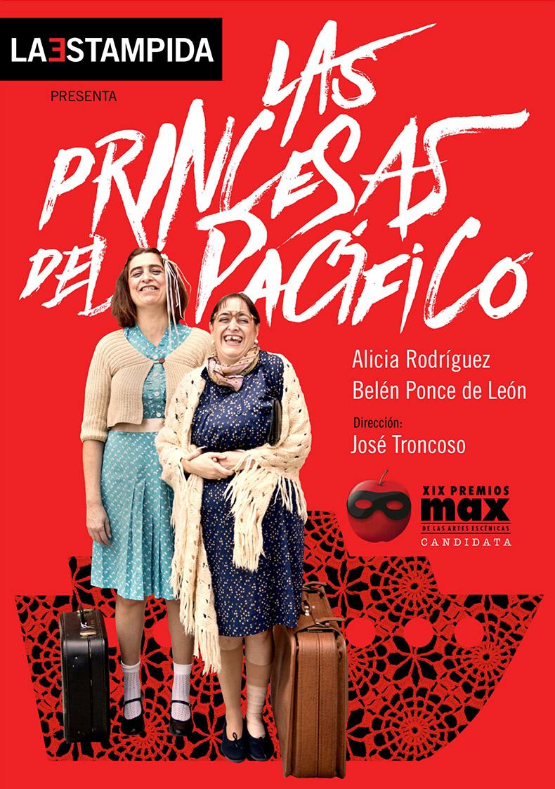 """FTE19 13/06/2019 La Estampida """"Las princesas del Pacífico"""""""