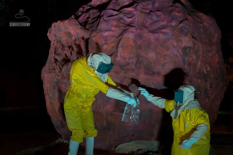 """FTE19 15/06/19 Cía. CQP """"Asteroid"""""""