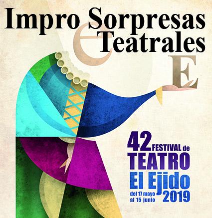 FTE19 20, 21 y 22/05/2019 Impro Sorpresas Teatrales
