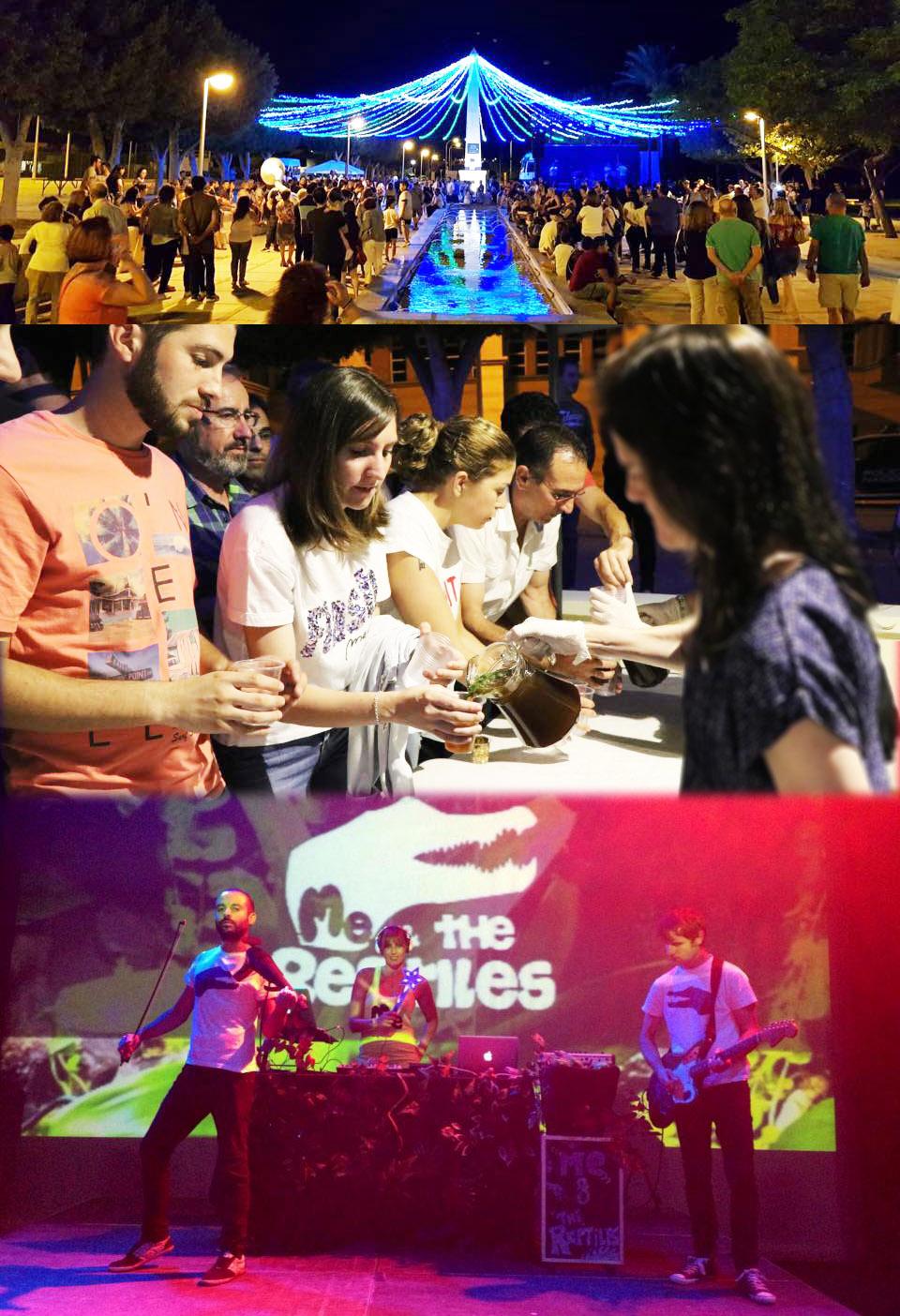 FTE19 15/06/19 Fiesta fin de Festival y Me & the Reptiles