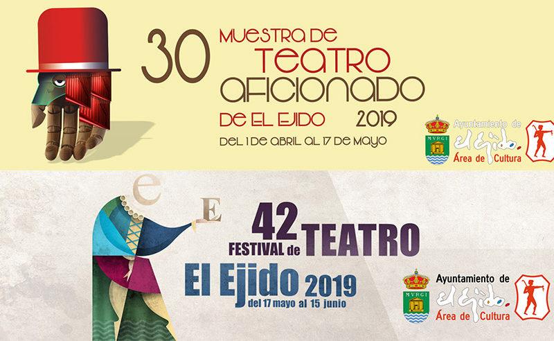 FTE19 23/03/19 Gala de presentación de la 30 Muestra de Teatro Aficionado y del 42 Festival de Teatro
