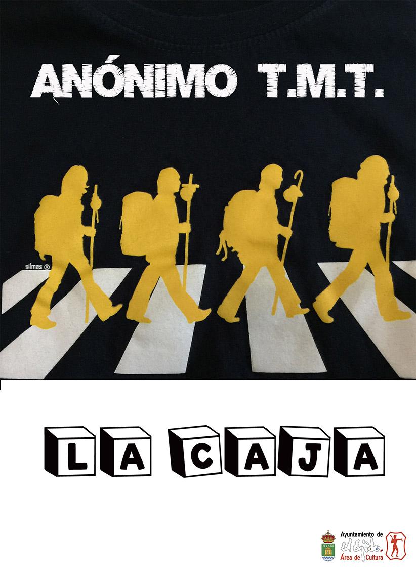 """MTA19 TMT Anónimo """"La caja"""""""