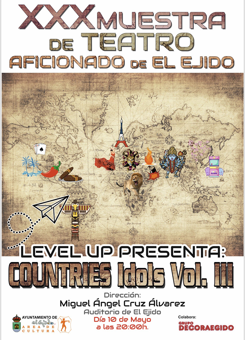 "MTA19 Level up ""Countires Idols Vol. III"""