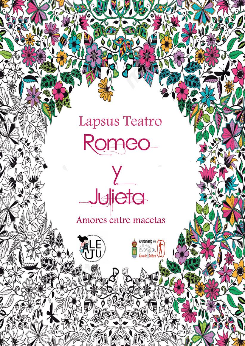 """MTA19 Lapsus Teatro """"Romeo y Julieta, amor entre macetas"""""""