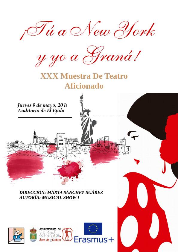 "MTA19 Musical Show I ""Tú a New York y yo a Graná"""