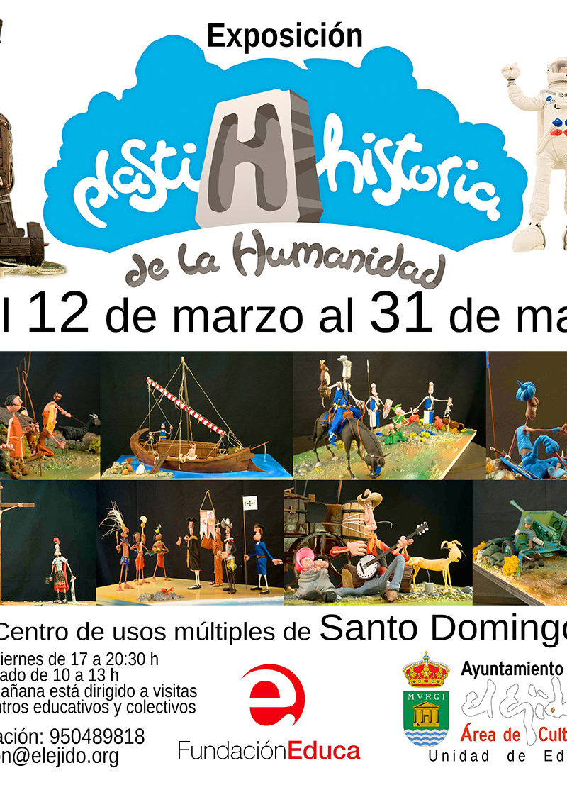Exposición: Plasti historia de la Humanidad