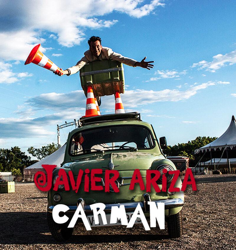 44 FTEE – Javier Ariza «Carman»