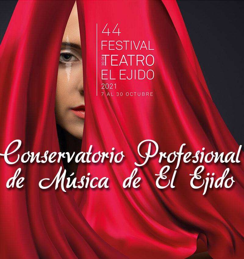 44 FTEE – Conservatorio Profesional de Música de El Ejido «Concierto»