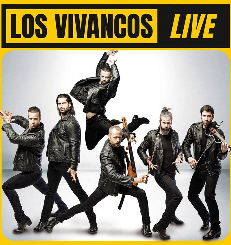 44 FTEE – Los Vivancos «Live»