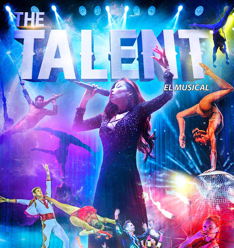 44 FTEE – Fiesta fin de festival – The Talent, el musical
