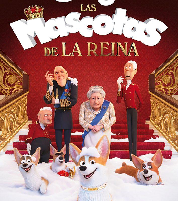 Verano Cultural 2020 – Cine «Corgi las mascotas de la reina» Almerimar