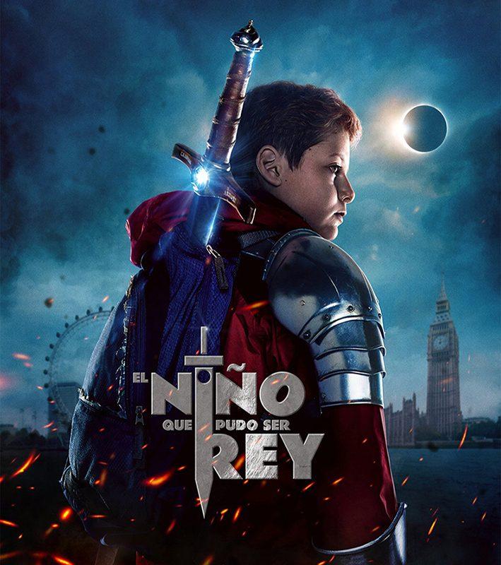 Verano Cultural 2020 – Cine «El niño que pudo ser rey» Almerimar