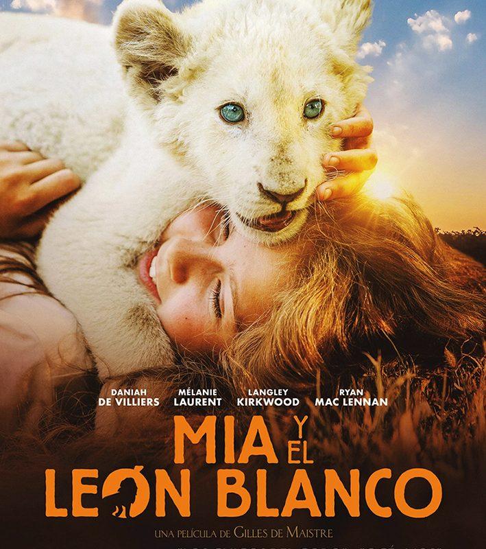 Verano Cultural 2020 – Cine «Mia y el león blanco» Almerimar